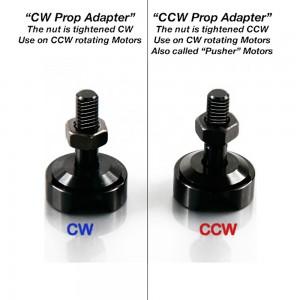 Tiger Motor M6 CW Prop Adapter Nut
