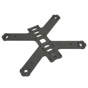 """QAV210 Carbon Fiber Main """"Unibody"""" Frame Plate (3mm)"""