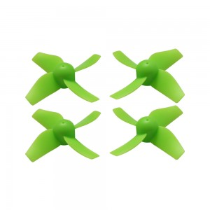 Rakon Blade Inductrix 31mm 4 Blade Propeller (Green)