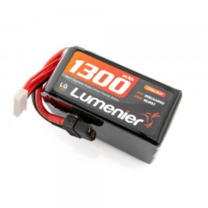 Lumenier Silicon Graphene 1300mAh 6s 95c Lipo Battery