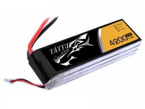 TATTU 4200mAh 3s 35c Lipo Battery