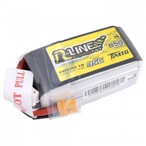 Tattu R-Line 850mAh 4s 95c Lipo Battery