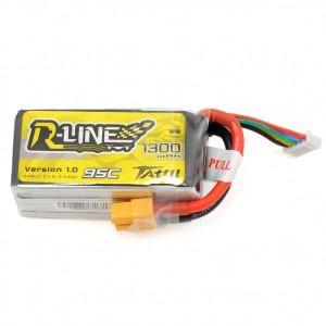 TATTU R-Line 1300mAh 4s 95c Lipo Battery