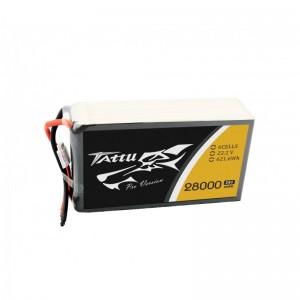 Tattu 28000mAh 22.2V 25C 6S1P Lipo Battery Pack
