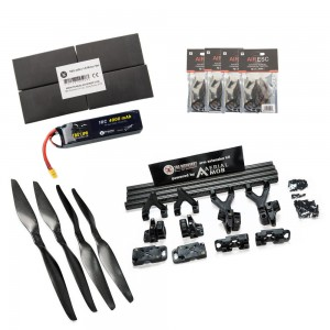 TBS Discovery Endurance Upgrade Set