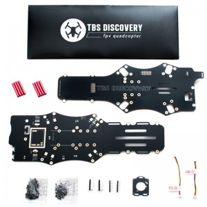 These are the parts included in the kit. Electronics, arms and accessories are sold separately