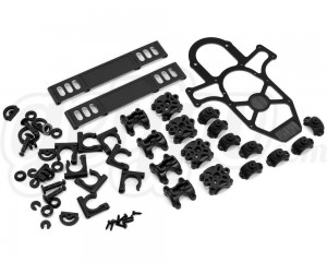 Vortex Plastic Crash Kit - Black