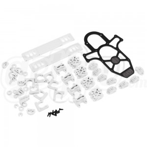 Vortex Plastic Crash Kit - White