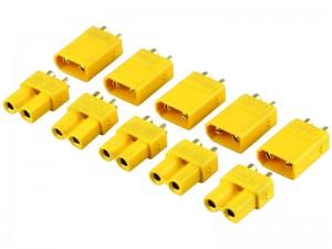 XT30 Power Connectors (5 Pair)