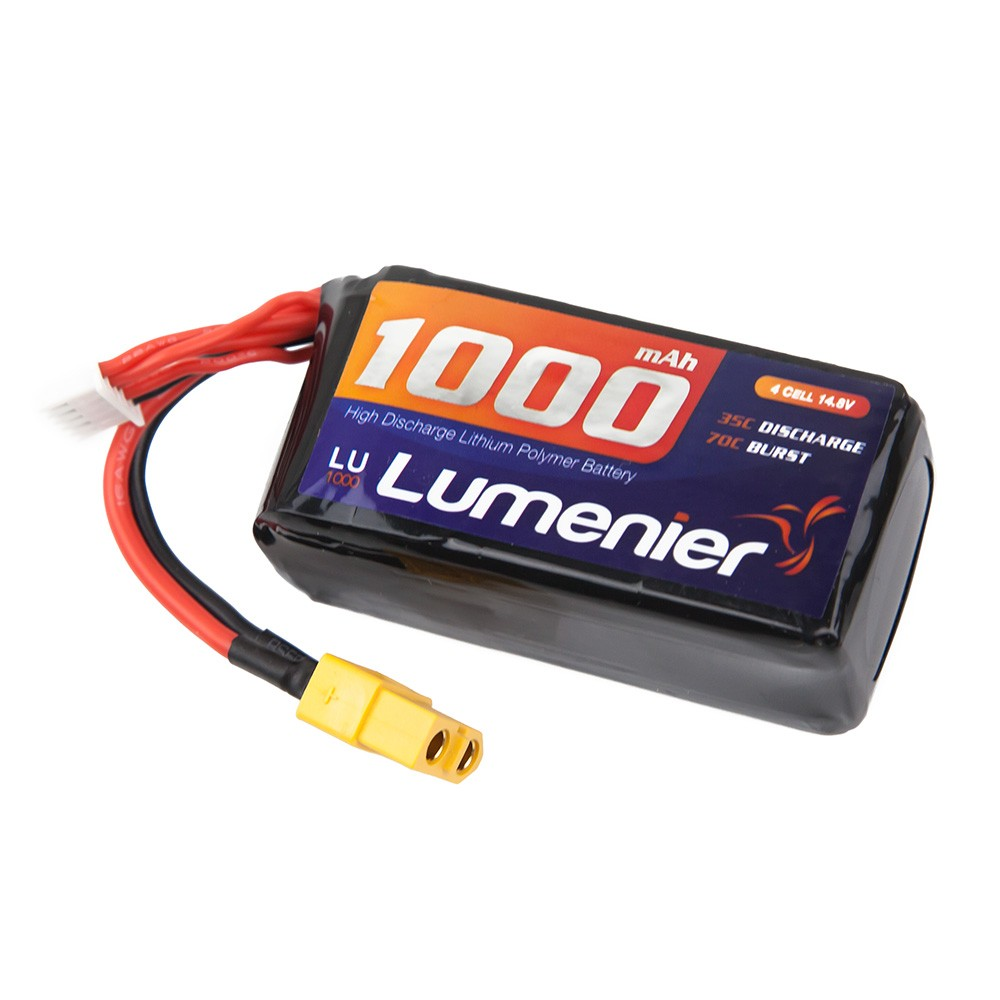 Lumenier 1000mAh 4s 35c Lipo Battery