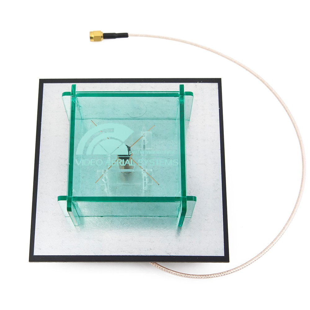 IBCrazy 2.4 GHz 10dBic Crosshair Antenna (LHCP)