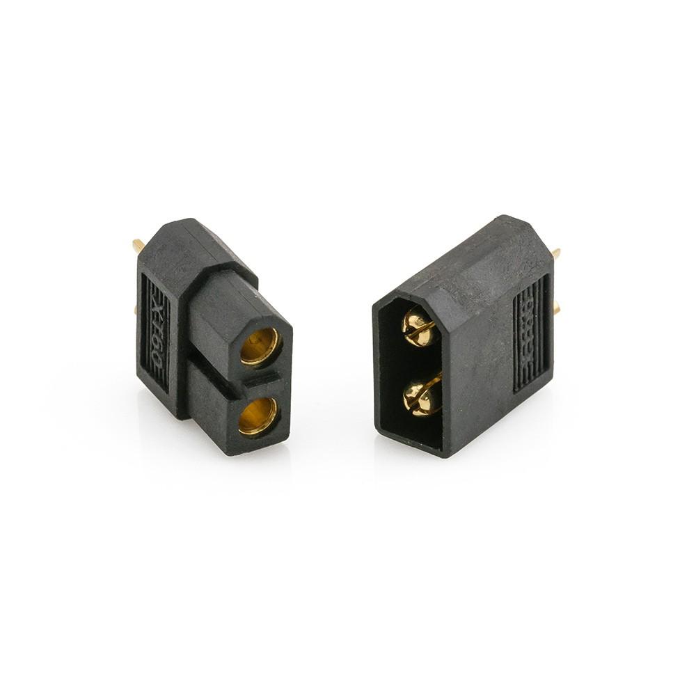 Black XT60 Power Connectors (5 Pair)