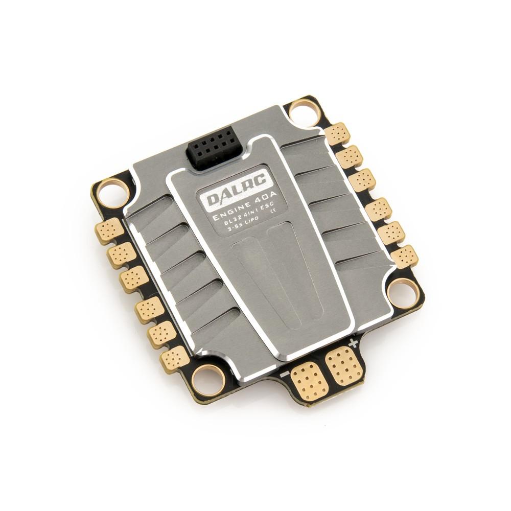 DALRC Engine 40A 4-in-1 ESC 3-5s BLHeli32 Dshot300-1200