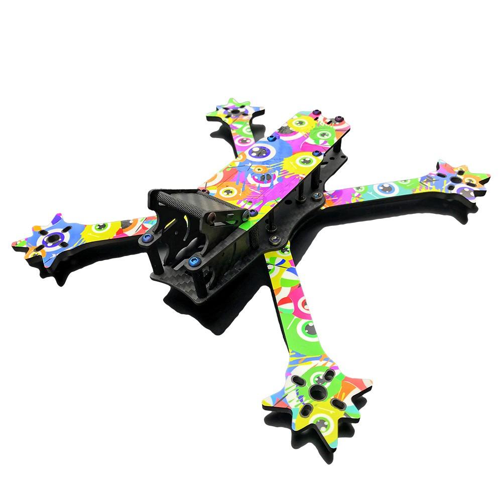 SKITZO Nova FPV Freestyle Quadcopter