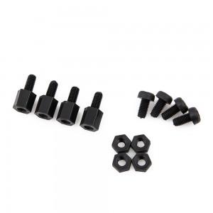 Black Polyamide Standoff Set (6mm)