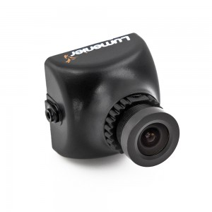 Lumenier CM-650 Mini - 650TVL Camera (Black Case)