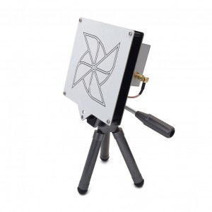 Circular Wireless 1.2/1.3GHz Circularly Polarized Patch Antenna (CPATCH12)