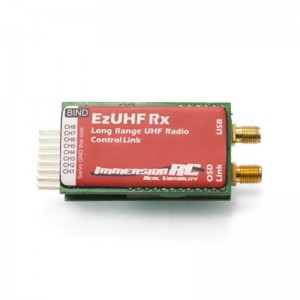 ImmersionRC EzUHF Receiver, 8 channel diversity