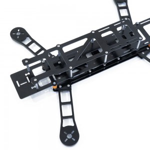QAV400 FPV Quadcopter Frame with Aluminum Arms