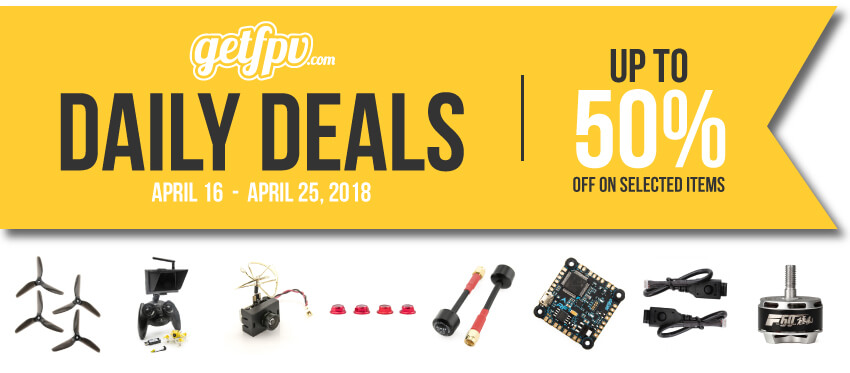 Drone Daily Deals