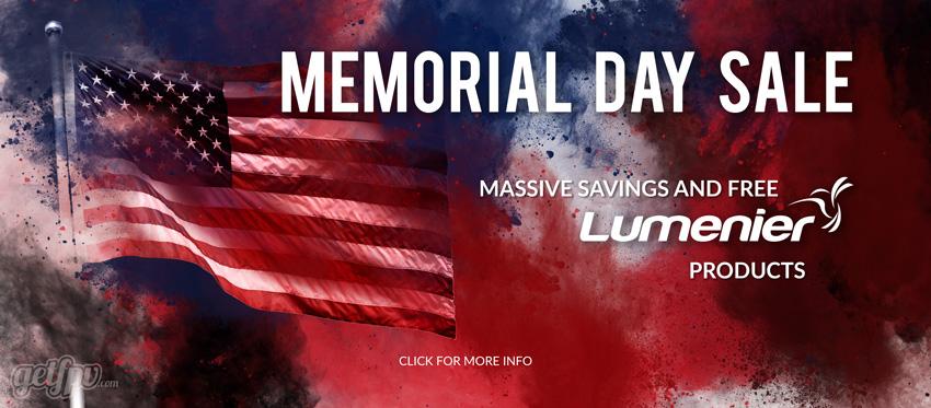 Memorial Day Drone Sales