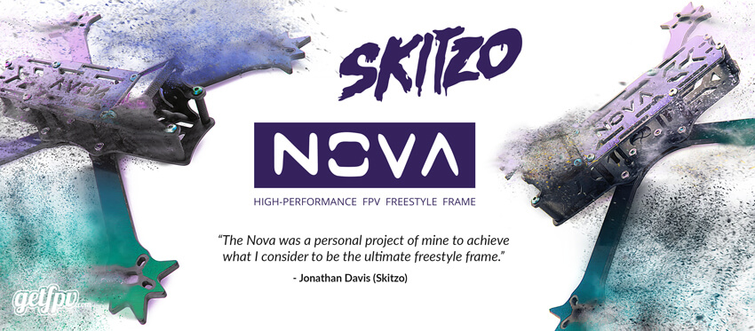 FPV Drone Skitzo Frame