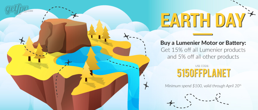 Earth Day Sales Event